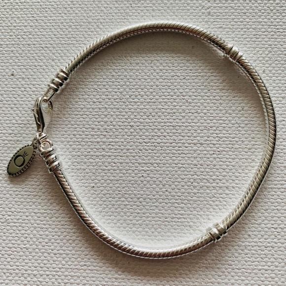 3d4c6f54d Pandora Silver Charm Bracelet w Lobster Clasp 19. M_5bc3adb9fe5151cdd0b4083a